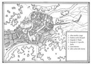 Mapka pro Lektvar z Laumspuru