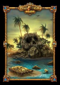 Obálka ke questu Ostrov pokladů